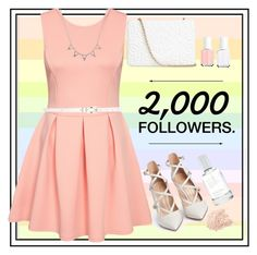 """""""2,000 FOLLOWERS. [READ D]"""" by musicmolly ❤ liked on Polyvore featuring Gianvito Rossi, Anya Hindmarch, Essie, Dorothy Perkins, Splendid, Historymemes, internetdcfrands and embracethemooooooo"""