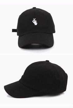 DETAILS: Embroidered cap 100% Cotton Classic fit DELIVERY: This item comes seperately and takes 2 - 3 weeks to arrive