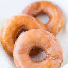 Crispy Creme Doughnuts @keyingredient