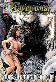 Cavewoman Pangaean Sea page 1