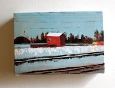 Shed / tiny canvas