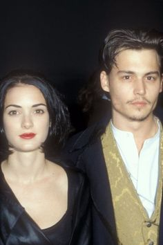 Winona Ryder Breaks Her Silence About Ex-Fiancé Johnny Depp's Abuse Allegations