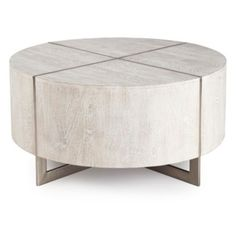 Clifton Round Coffee Table