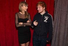 23 Times Taylor Swift and Ed Sheeran's Friendship Ruled Everything (BuzzFeed): love love love these two :)