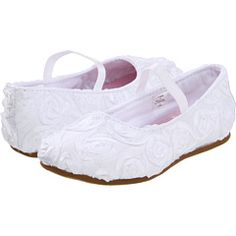 Designer's Touch Kids Rosalie (Infant/Toddler) White - Zappos.com Free Shipping BOTH Ways