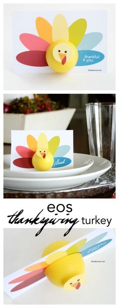 Create this fun Printable Thanksgiving Turkey to give to friends and family for a fun Thanksgiving Gift idea! FREE Printable Turkey for your eos lip balm. Thanksgiving Teacher Gifts, Thanksgiving Traditions, Thanksgiving Treats, Thanksgiving Turkey, Homemade Gifts, Diy Gifts, Fall Gifts, Holiday Crafts, Holiday Fun