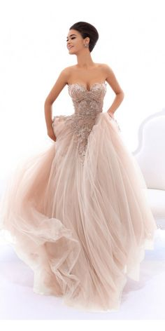 7d16297257 Sophisticated Tulle Sweetheart Neckline A-line Prom Dress With Beaded Lace  Appliques