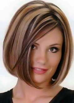 Contemporary women can choose medium bob hairstyles and haircuts from a huge radiant collection. You can choose your medium bob hairstyle according to your face shape. here are 15 Must Try Medium Bob Hairstyles And Haircuts 2018 for you to try. Medium Length Hair Straight, Medium Hair Cuts, Short Hair Cuts, Medium Hair Styles, Short Hair Styles, Straight Bob, Medium Bobs, Medium Bob Hairstyles, Cute Hairstyles For Short Hair