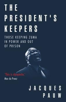 Johannesburg - Investigative journalist Jacques Pauw and his publisher were on Friday hit with a cease and desist letter from the State Security Agency (SSA), over his recently-released book on President Jacob Zuma.