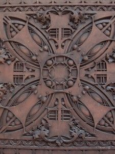Louis Sullivan tile