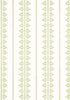 Striped Wallpaper Beige, Anna French, French Pattern, Wallpaper Please, Coordinating Fabrics, Blue Tones, Ferns, Timeless Design, Spa