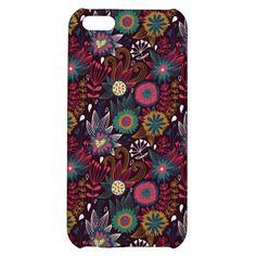 Shop Modern Flower Pattern iPhone 6 Plus Case created by bestgiftideas. Iphone 5c Cases, Iphone 6 Plus Case, Iphone Case Covers, Apple Iphone 6, Plastic Case, Flower Patterns, Modern, Colorful, Website