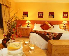 View deals for Gorman's Clifftop House. All rooms have soaking tubs and flat-screen TVs. Romantic Getaway, Flat Screen, Bed, Room, House, Furniture, Home Decor, Homemade Home Decor, Flat Screen Display