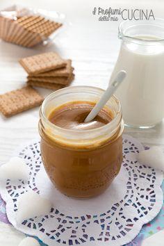 Salsa mou fatta in casa No Bake Desserts, Dessert Recipes, Salsa, Keto Brownies, Biscotti, Sweet Recipes, Peanut Butter, Sweet Treats, Food And Drink