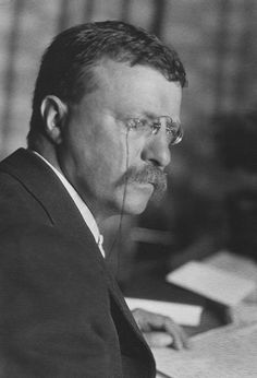 Governor Theodore Roosevelt (1900). Governor of New York.