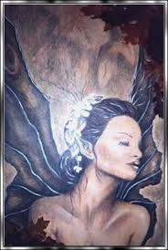 gothic fairies and angels in love - Google Search