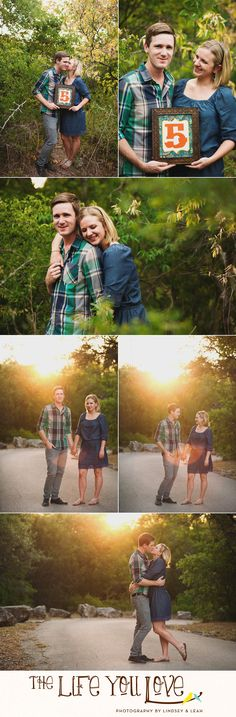 @Rebekah Clough This is a really cute idea... Wish I would have seen it before out shoot, mine and Daniels 2 year is August 1st... Maybe next year :)