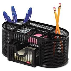 Rolodex Supplies Caddy (1746466) by Rolodex, http://www.amazon.com/dp/B001JZ50SC/ref=cm_sw_r_pi_dp_EL4lqb15BNF2M
