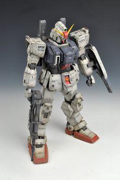 GUNDAM GUY: NeoGrade 1/60 RX-79G Gundam Ground Type - Painted Build
