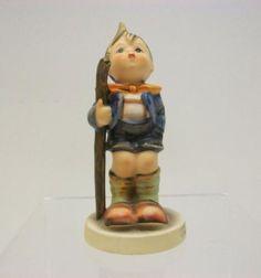 Hummel Figurine 16 2/0 Little Hiker TMK 3. $39.97