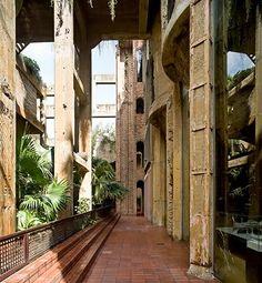Ricardo Bofill: La Fábrica, Taller de Arquitectura, Sant Just ...