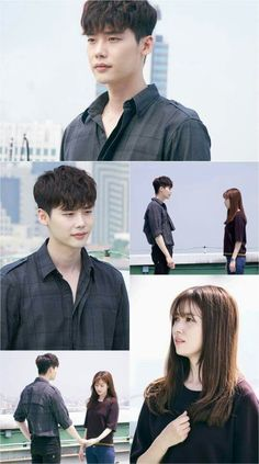 Viewers of fantasy-thriller series 'W' heaved a sigh of relief when network channel MBC announced that the eighth episode of the drama will air as per normal Wednesday. Lee Jong Suk, Jung Suk, Lee Jung, W Korean Drama, Korean Drama Quotes, Drama Korea, W Two Worlds, Between Two Worlds, Movies