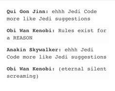 Oh Obi Wan
