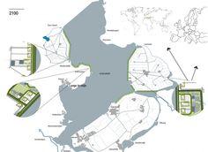 Lange termijn Achteroeverconcept geschikt voor meerdere plaatsen langs het IJsselmeer