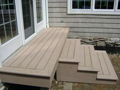Best Image Result For Trex Stair Treads Deck Stairs 640 x 480