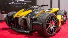 Insane Ferrari-Powered Road Beast! www.pinterest.com/pin/199354720980706991/