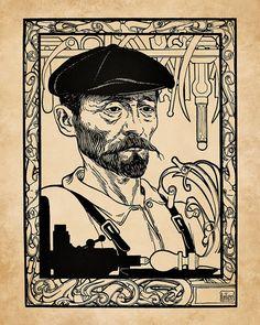 E.M. Lilien 1902 Songs from the Ghetto di BiblioGraphique su Etsy