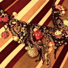 Betsey Johnson necklace at TJ Maxx