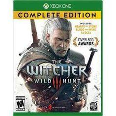 Witcher 3 Wild Hunt Comp Xone P595-55650
