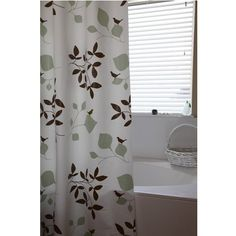Rock Candy Life PVC-Free Shower Curtain - Whimsical Birds - can't machine wash it