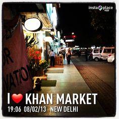 Khan Market in New Delhi, Delhi