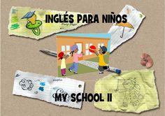 Vocabulario colegio - School II