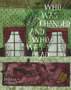 "This creative design sets this book apart from more conventional family stories. The use of illustration, rather than photography, suggests that this book will depart from and distort reality. The scene establishes the setting of family life, one gone destructively awry. Shapes are off kilter, the chairs are scattered and oddly scaled, even the type is misaligned, and the chandelier is swinging wildly. All work together to reinforce the theme of a family being ""swept away"" by events."