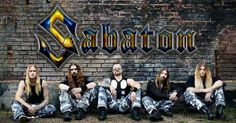 Any fans of Swedish Power Metal Legends Sabaton here?