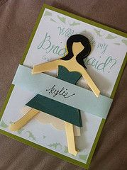 Will You Be My Bridesmaid? Project