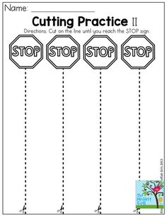 Nursery ideas preschool worksheets, cutting practice и preschool learning. Preschool Classroom, Preschool Worksheets, Preschool Learning, Classroom Activities, Teaching, Pre K Worksheets, Worksheets For Preschoolers, Home School Preschool, Preschool Forms