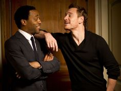 Michael is an actor who has such kind of intensity and spirit and a commitment right off the bat. So you're constantly kind of engaged. He's a perfect person to play off. ~ Chiwetel Ejiofor