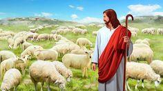 1994年,我接受了主耶穌的福音。記得當時三姐給了我一本《聖經》,並約定週日帶我去教堂聚會。到了星期天,我走進教堂,映入眼簾的是一幅長方形的立體油畫像,只見主耶穌基督身著潔白的衣服,一副猶太人的形像,他披著長長的金黃色卷髮,藍色的眼睛、高高的鼻梁,面容慈祥……