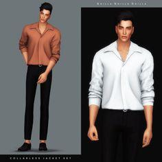 Loose Shirts at Gorilla • Sims 4 Updates