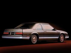 1988 Buick   Buick LeSabre Limited Coupe '1988