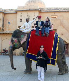 Horseplay on Elephant....