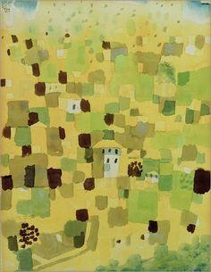 Paul Klee ~ Sizilien.