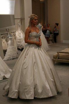Pnina Tornai Ball Gown Wedding Dress