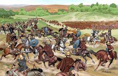 """Battle of Cannae"", Angelo Todaro"