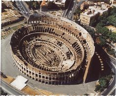 Hopefully I will get to see the colosseum in Rome someday. It is an ancient piece of architecture that is very inspiring and thought provoking.