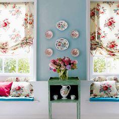 Need help choosing window treatment fabric - Home Decorating & Design Forum - GardenWeb